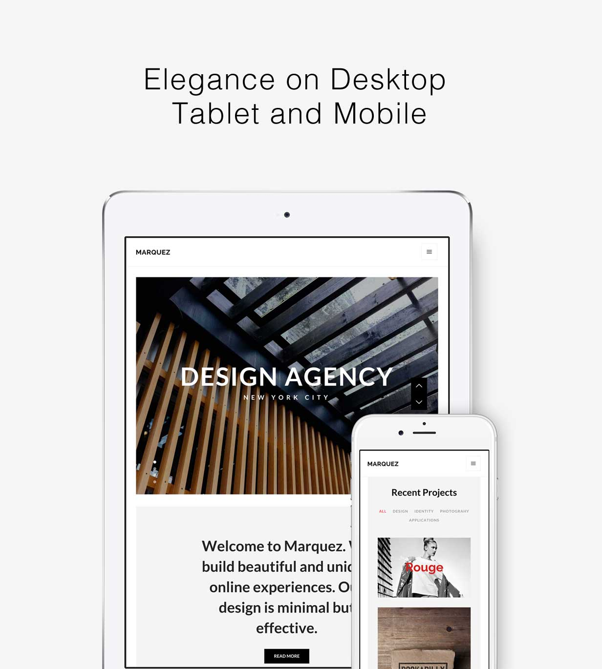 Marquez - A Creative Agency HTML Template - 3