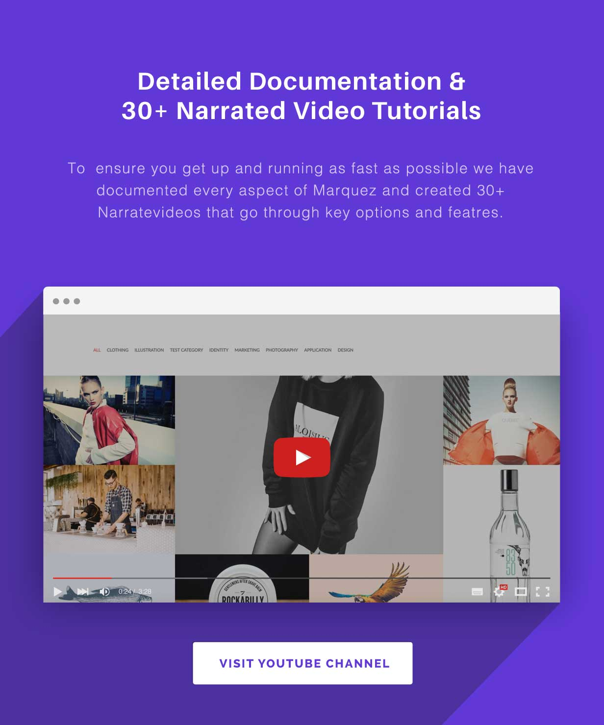 Marquez - A Creative WordPress Theme for Creatives and Agencies - 6