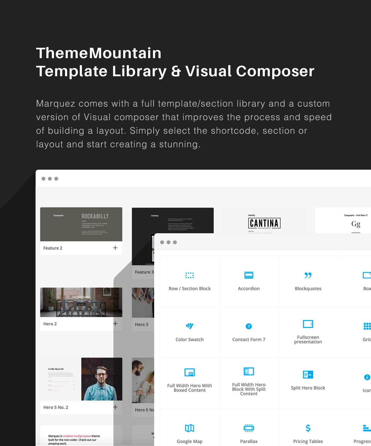 Marquez - A Creative WordPress Theme for Creatives and Agencies - 3